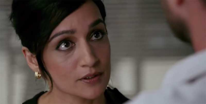 Watch This: Archie Panjabi Joins Blindspot