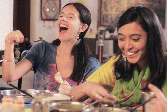 Kalki Koechlin and Sayani Gupta in Margarita with a Straw
