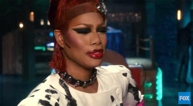 Laverne Cox in The Rocky Horror Picture Show
