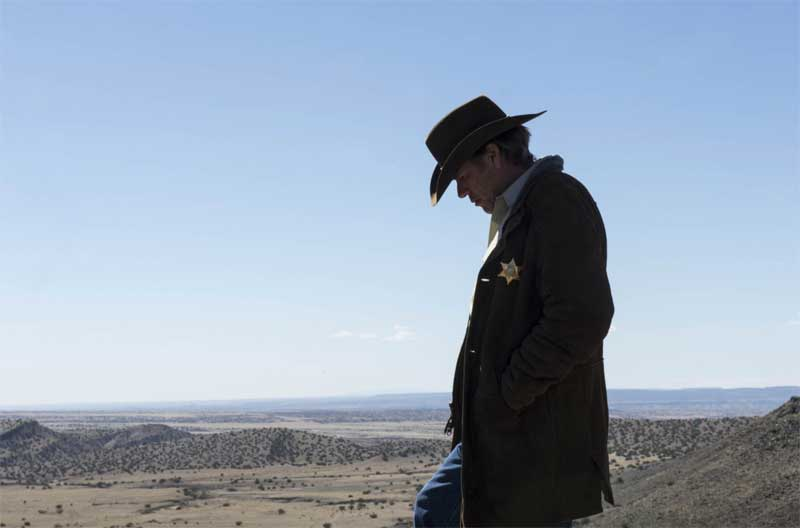 Robert Taylor in Longmire