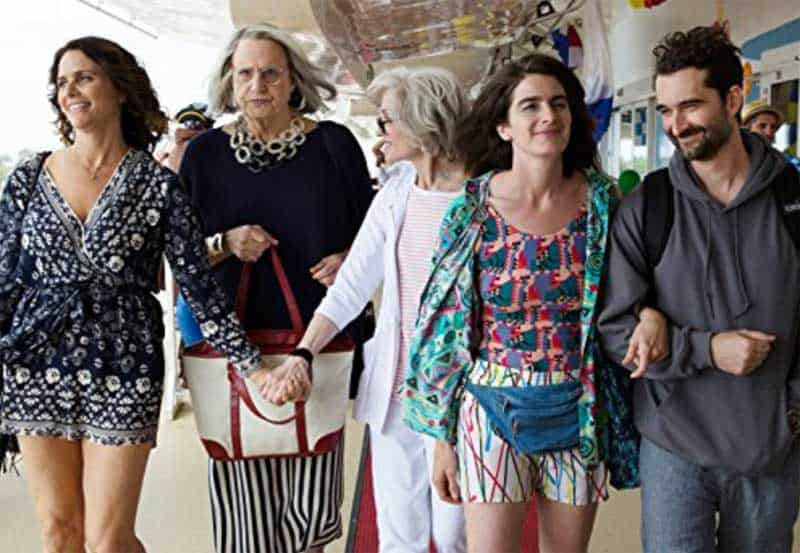 Jeffrey Tambor, Gaby Hoffmann, Amy Landecker, Jay Duplass, Judith Light in Transparent