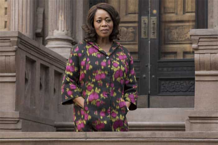 Alfre Woodard in Luke Cage