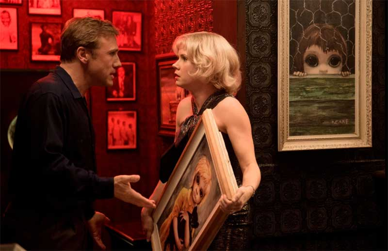 Review: Big Eyes