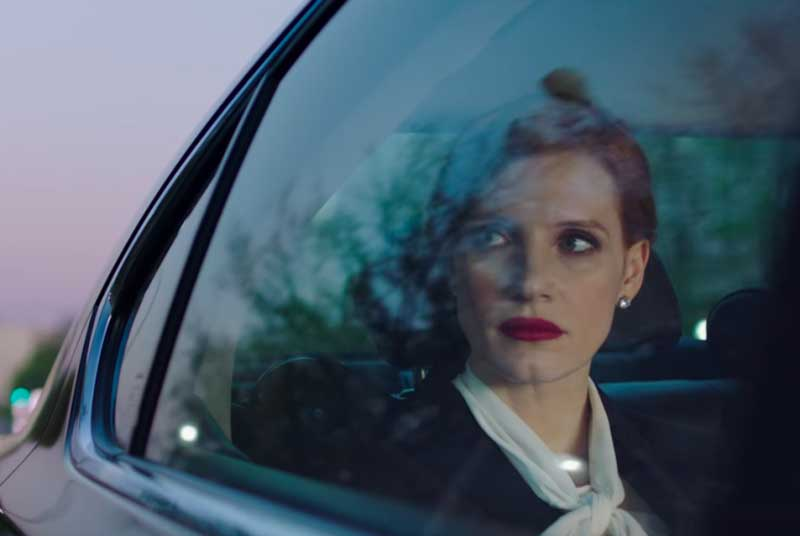 Watch This: Trailer for Miss Sloane