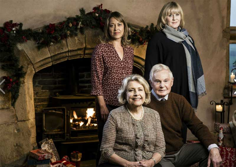Last Tango in Halifax, S4 E1 – The Christmas Special