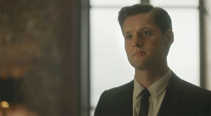 Luke Kleintank in The Man in the High Castle