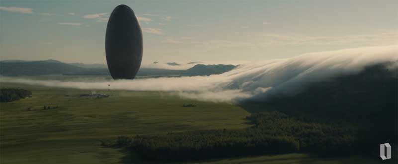 scene from Arrival