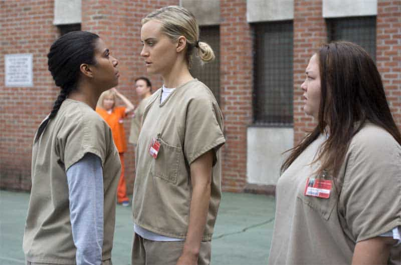 #OITNB News Flashes