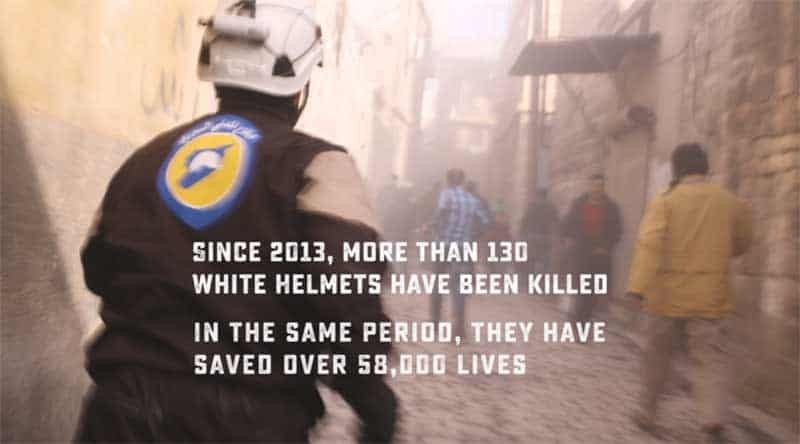 Review: The White Helmets