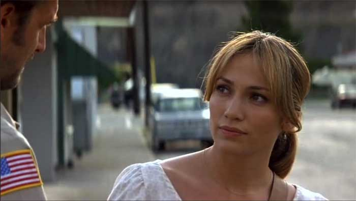 Jennifer Lopez in An Unfinished LIfe
