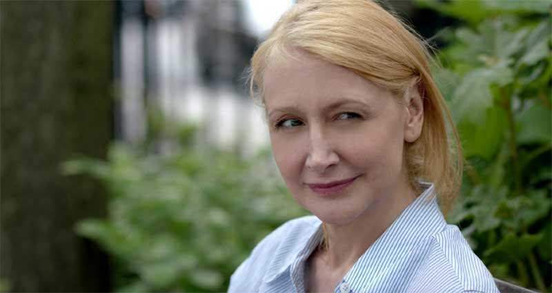 Patricia Clarkson in Learning to Drive