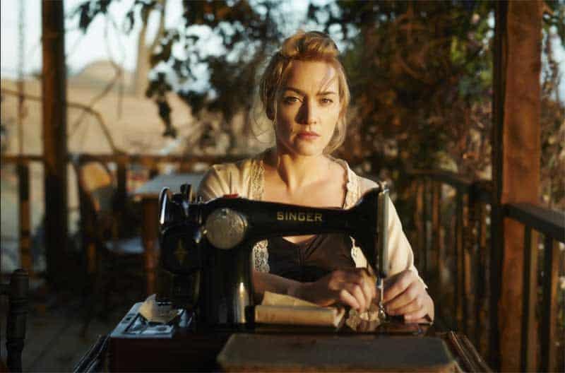 Kate Winslet in The Dressmaker