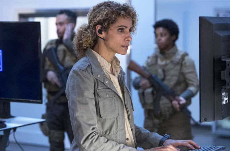 Michelle Hurd in Blindspot