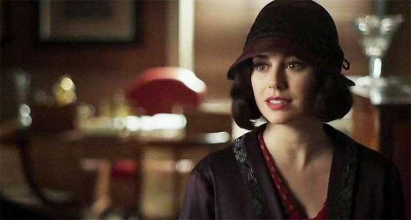 Blanca Suárez in Cable Girls