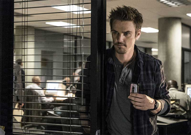 Riley Smith in Frequency