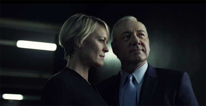 Watch This: Trailer for House of Cards season 5