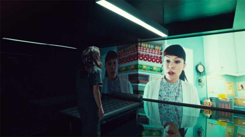 Tatiana Maslany as Alison in Orphan Black