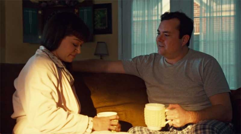 Tatiana Maslany as Alison and Kristian Bruun in Orphan Black