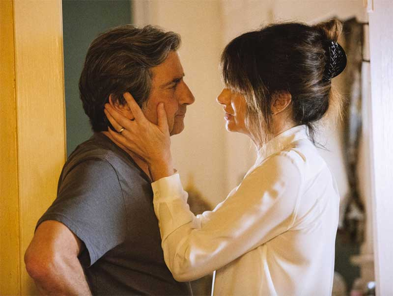 Griffin Dunne and Kathryn Hahn in I Love Dick