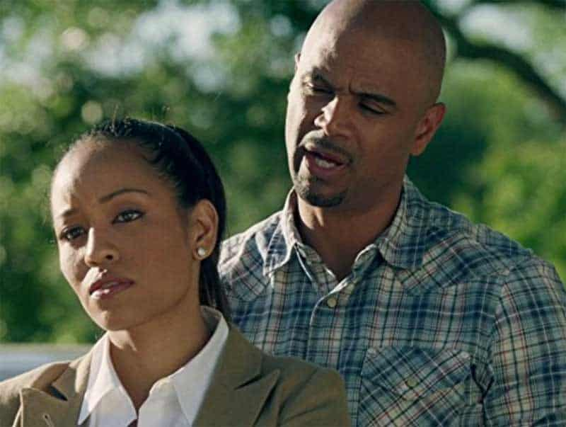 Dawn-Lyen Gardner and Dondre Whitfield in Queen Sugar