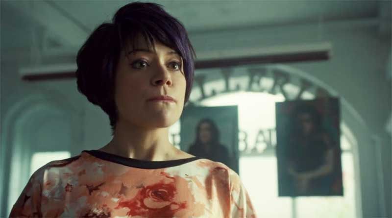 Tatiana Maslany as Alison in Orphan Black