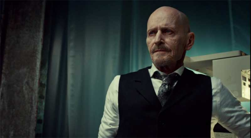 Stephen McHattie in Orphan Black
