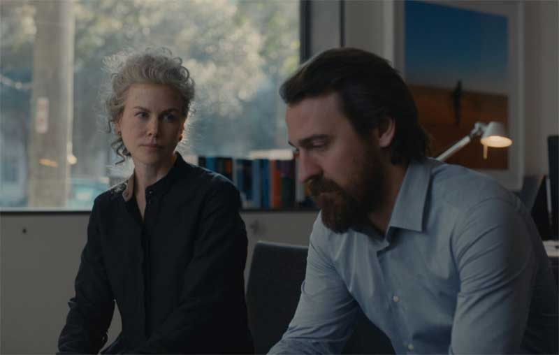 Ewen Leslie and Nicole Kidman in Top of the Lake China Girl