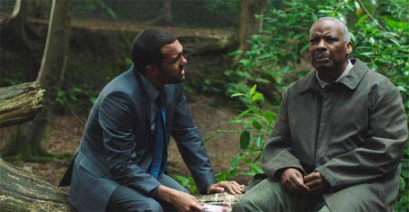 Don Warrington, O-T Fagbenle in The Five
