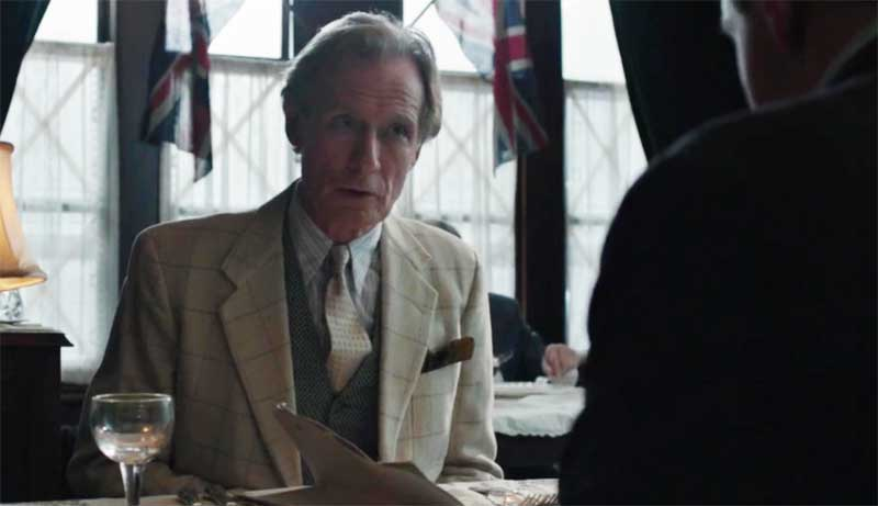 Bill Nighy in Their Finest