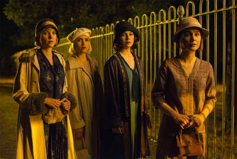 Review: Cable Girls (Las Chicas Del Cable) Season 2