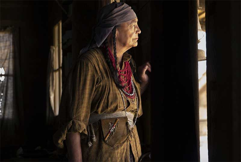 Tantoo Cardinal in Godless