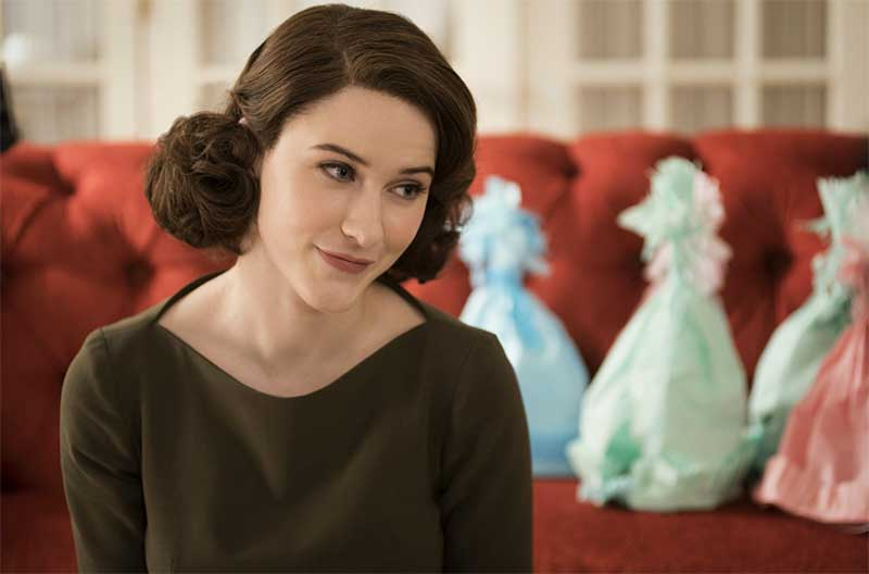 Review: The Marvelous Mrs. Maisel, season 1