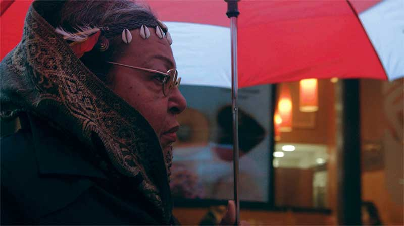 Victoria Cruz in The Death and Life of Marsha P. Johnson
