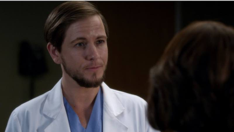 Grey's Anatomy Adds a Transgender Character