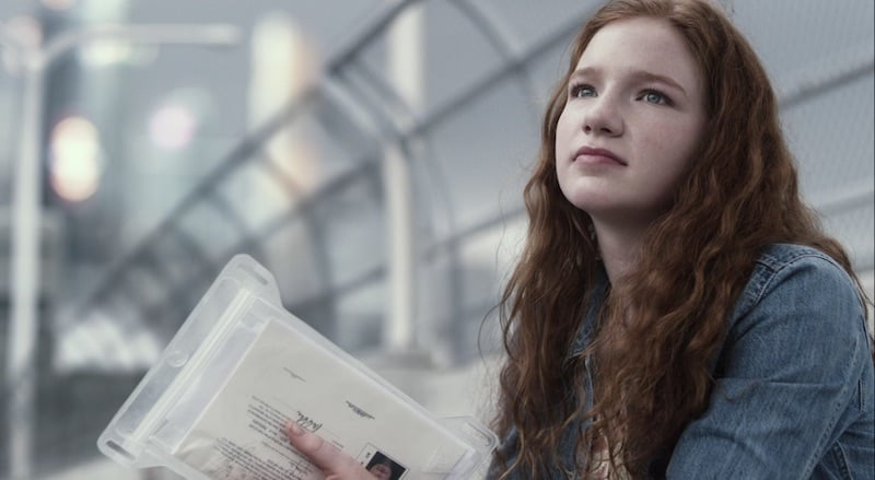 Annalise Basso in Philip K. Dick's Electric Dreams