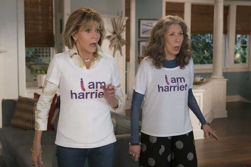 Review: Grace and Frankie, Season 4