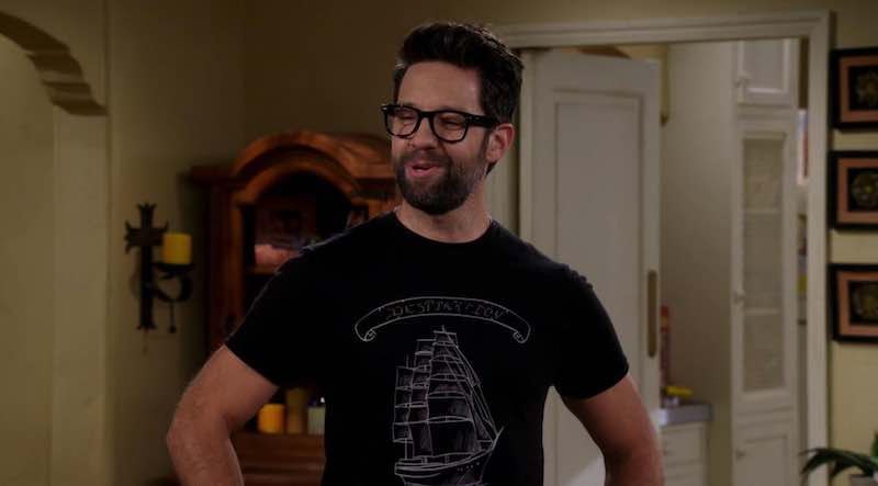 Todd Grinnell in One Day at a Time
