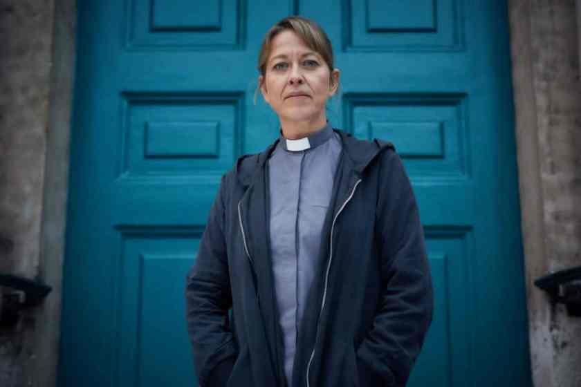 Nicola Walker in Collateral