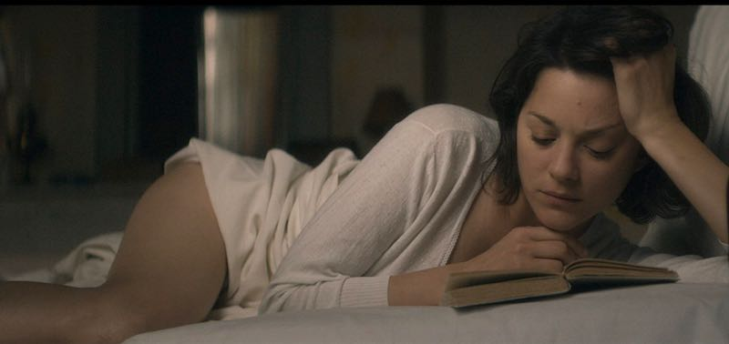 Marion Cotillard in From the Land of the Moon