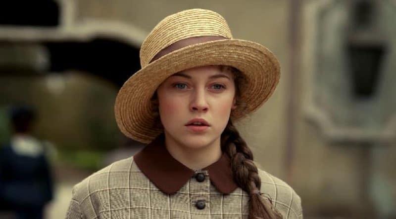 Aleksandra Nikiforova in Detective Anna (Anna-detektiv)