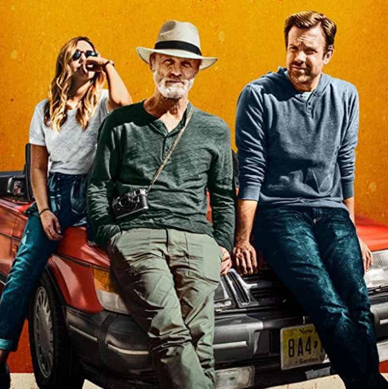 Ed Harris, Jason Sudeikis, and Elizabeth Olsen in Kodachrome