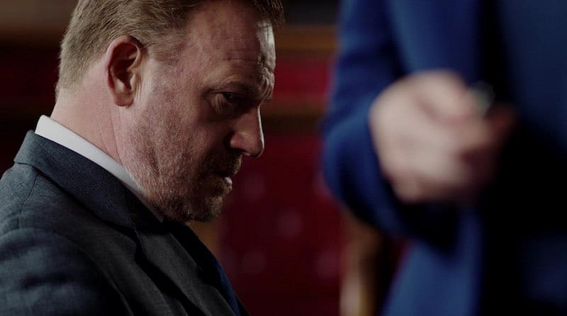 Mark Lewis Jones in Keeping Faith