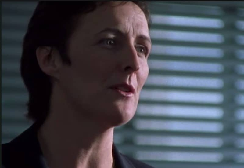 Fiona Shaw in Mind Games