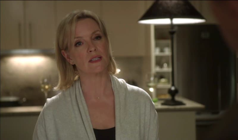 Rebecca Gibney in Winter