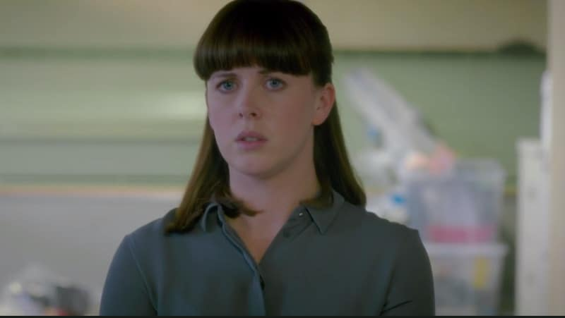 Alexandra Roach in No Offence
