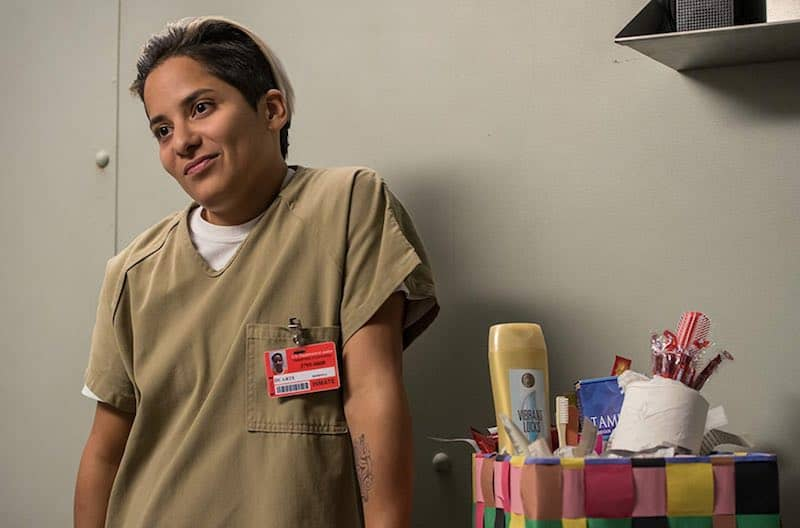 Vicci Martinez in Orange is the New Black