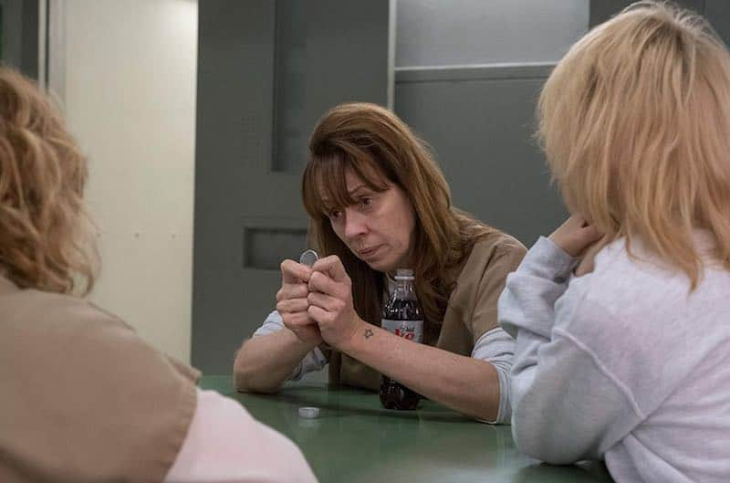 Mackenzie Phillips in Orange Is the New Black