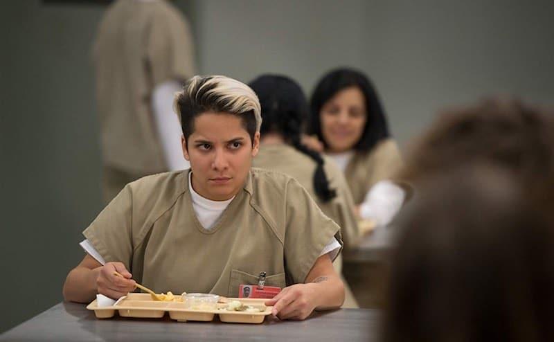 Vicci Martinez in Orange is the New Black
