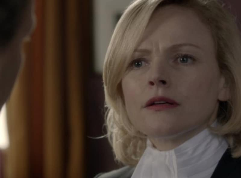 Maxine Peake in Silk