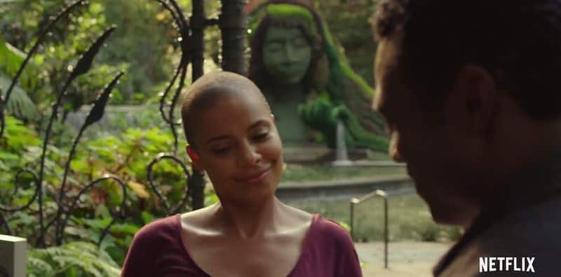 Sanaa Lathan in Nappily Ever After
